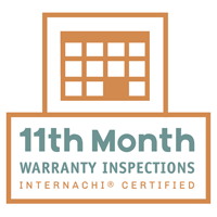 11 Month Warranty Home Inspector