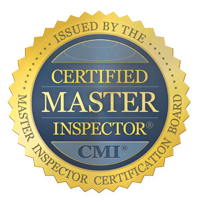 InterNACHI Certified Master Inspector for Home Inspection